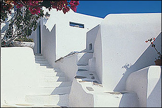Madalena Exterior Stairs