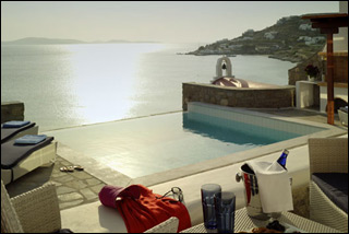 Mykonos Grand Resort Private Pool Suite