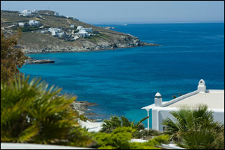 Mykonos Grand Resort View