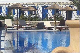 Petinaros Pool View