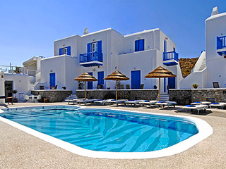 list of mykonos hotels with online booking