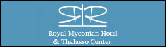Royal Myconian logo