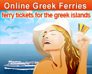 Book Greek Islands Ferries